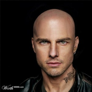 tom cruise bald