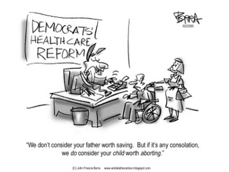 dem healthcare reform