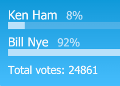 who won the nye ham debate